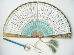 Dance card 1887