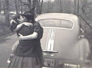 Kiss 1940s