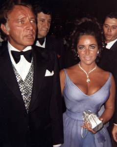 Richard Burton. Elizabeth Taylor - 1969 (42nd)