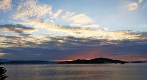 Dawn 14 November 2014 Croatia