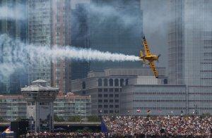 Nigel Lamb - Race Day, New York