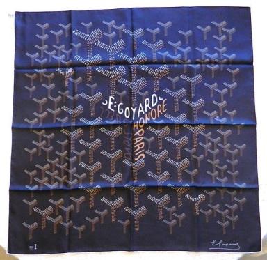goyard scarf